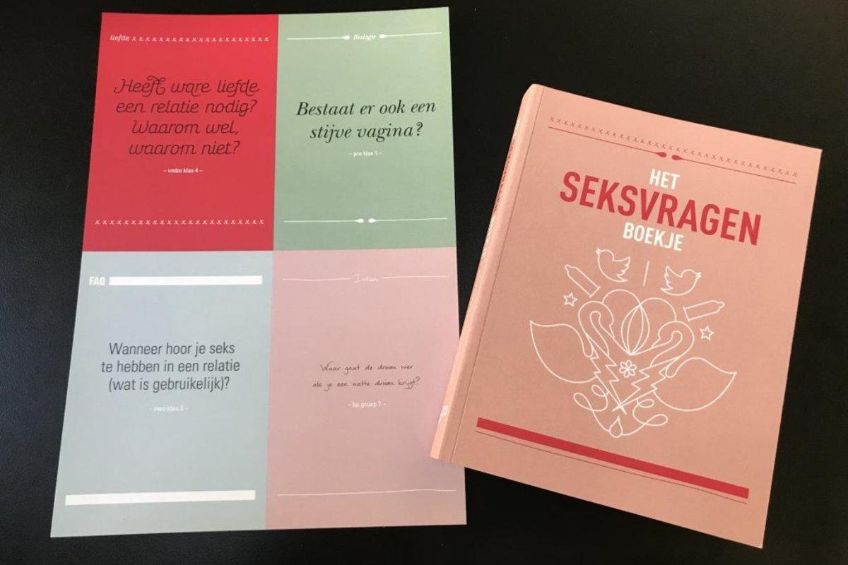 Seksvragenboekje