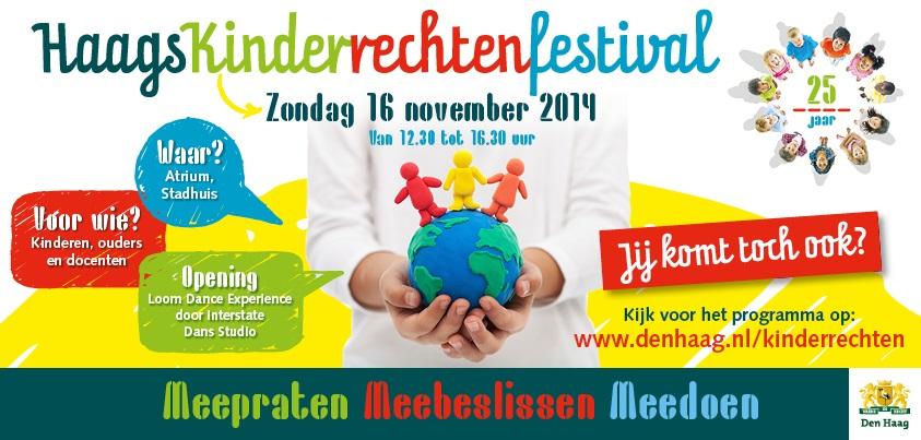 Haags Kinderrechtenfestival