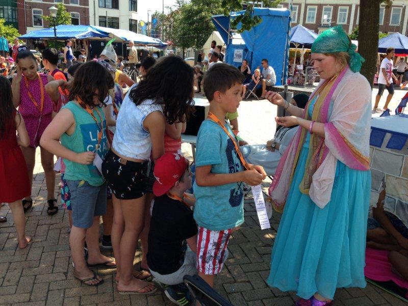 Zeeheldenfestival succes