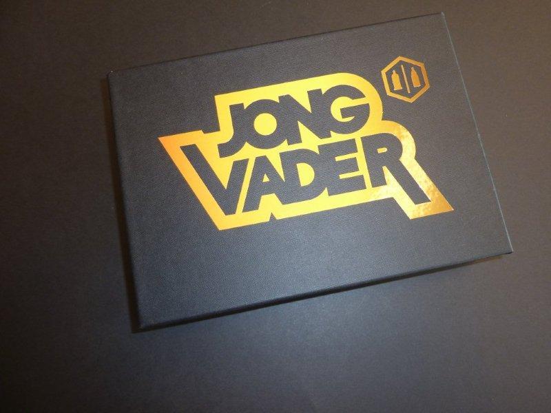 Training Jong Vader