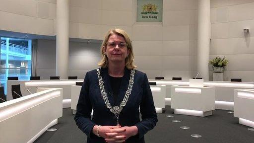 Videoboodschap burgemeester